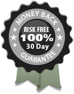 30 Day 100% Money-Back Guarantee