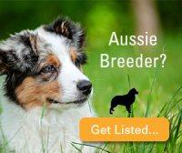 Aussie Breeder? Get Listed...