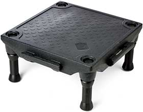 Black KLIMB Dog Training Platform.