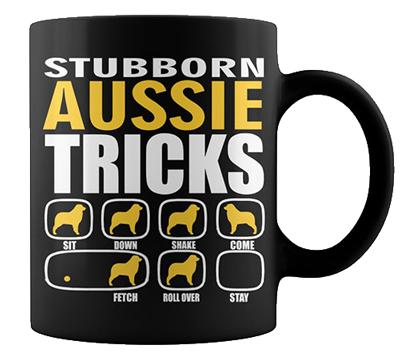 Stubborn Aussie Tricks