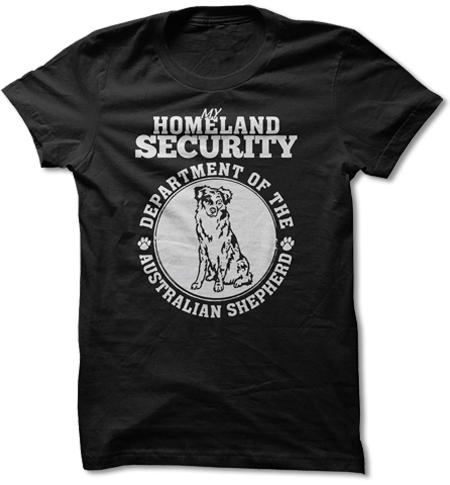 My Homeland Security - Department of the Australian Shepherd