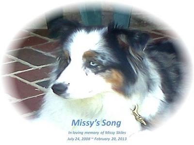Missy's Song